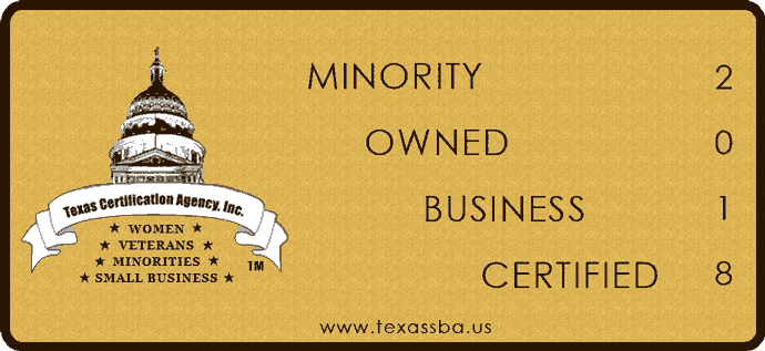 take the limits off is a certified minority owned business
